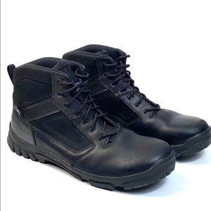"Danner Lookout 5.5"" Black Boots"
